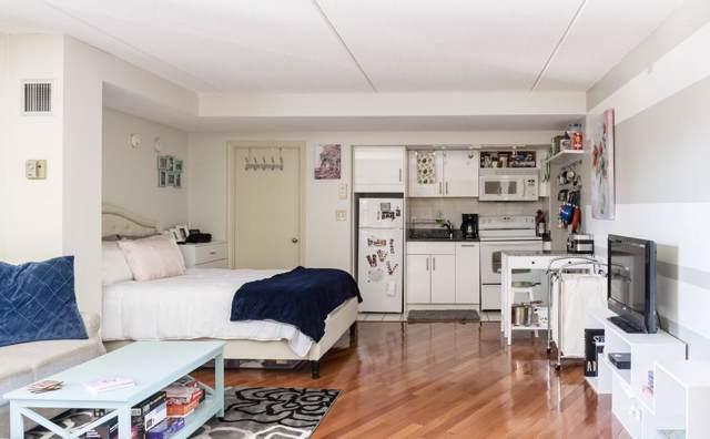108 Peterborough Street 4H, Boston, MA 02215 (MLS #72610303) :: Berkshire Hathaway HomeServices Warren Residential