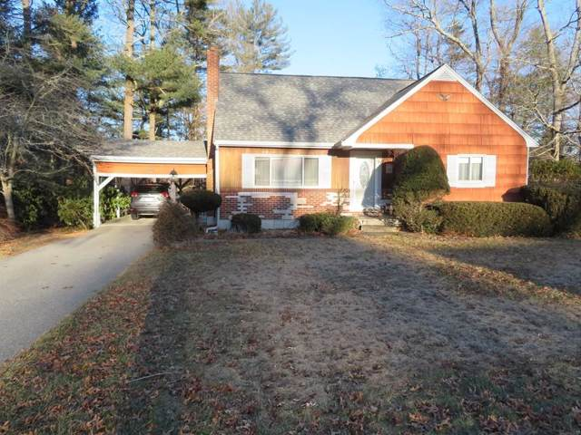 21 Lowe Ave., Stoughton, MA 02072 (MLS #72610312) :: Spectrum Real Estate Consultants