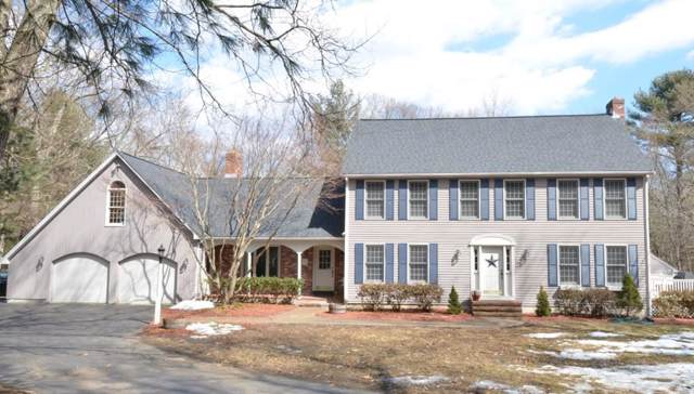 216 Prospect Street, Franklin, MA 02038 (MLS #72610313) :: Spectrum Real Estate Consultants
