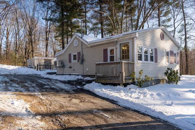 1460 Central St, Leominster, MA 01453 (MLS #72610330) :: The Duffy Home Selling Team