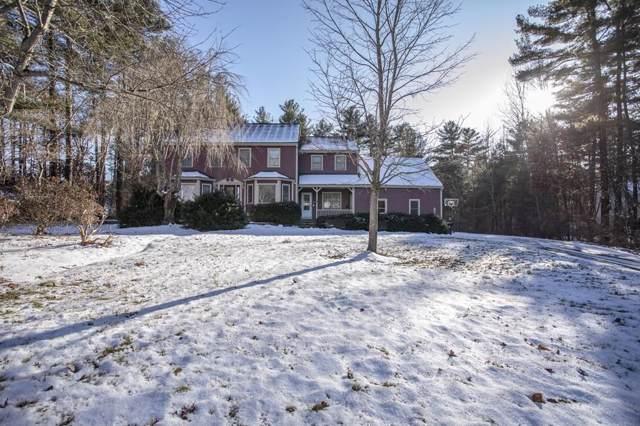 135 Satucket Trail, Bridgewater, MA 02324 (MLS #72610338) :: Spectrum Real Estate Consultants