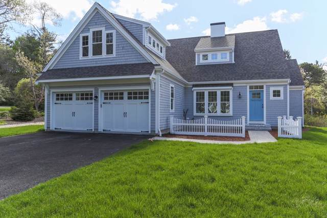 11 Norse Pines Drive, Sandwich, MA 02537 (MLS #72610436) :: The Gillach Group