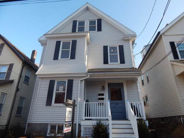 169 Sycamore #2, Boston, MA 02131 (MLS #72610448) :: The Muncey Group