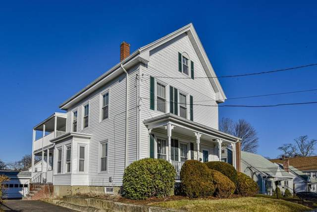151 Beaver Street, Boston, MA 02136 (MLS #72610449) :: The Muncey Group