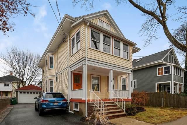 30 Bower St #1, Medford, MA 02155 (MLS #72610467) :: Berkshire Hathaway HomeServices Warren Residential