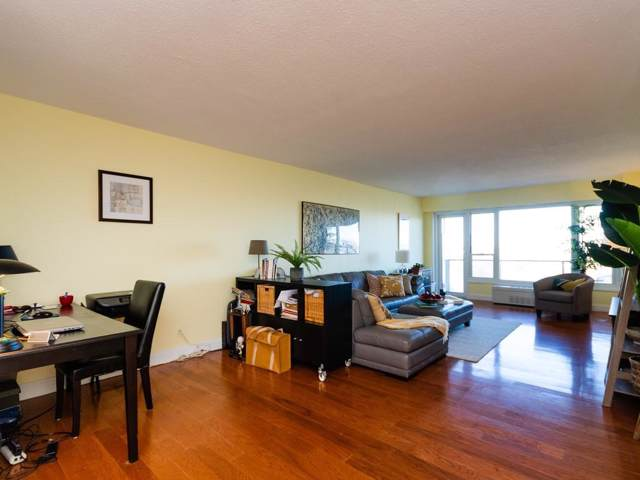 111 Perkins Street #260, Boston, MA 02130 (MLS #72610489) :: The Muncey Group