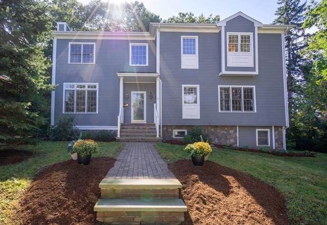 32 Sycamore Road, Newton, MA 02459 (MLS #72610552) :: The Duffy Home Selling Team