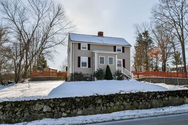 30 Mylod St, Norwood, MA 02062 (MLS #72610563) :: Trust Realty One