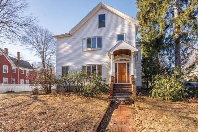 17 Chester St, Newton, MA 02461 (MLS #72610586) :: Conway Cityside