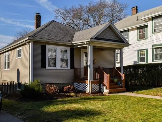 14 Sanborn Ave, Boston, MA 02132 (MLS #72610588) :: The Muncey Group