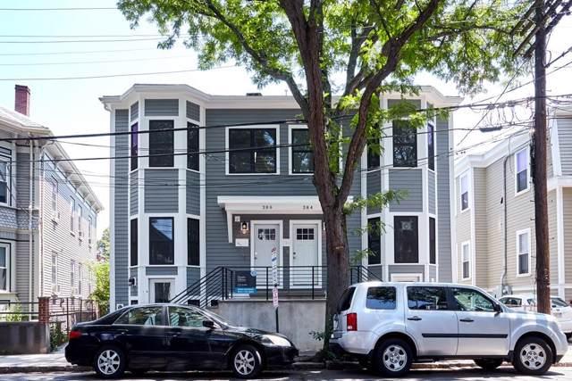 386 Windsor Street Unit 2, Cambridge, MA 02141 (MLS #72610593) :: RE/MAX Vantage