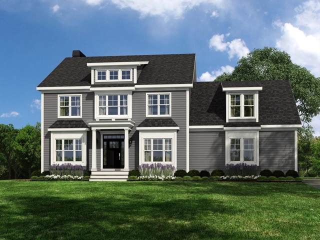 Lot 18 Linden Lane, Rehoboth, MA 02769 (MLS #72610618) :: Anytime Realty