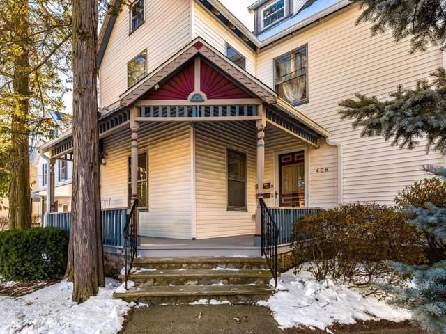 408 Franklin St #1, Melrose, MA 02176 (MLS #72610724) :: Berkshire Hathaway HomeServices Warren Residential