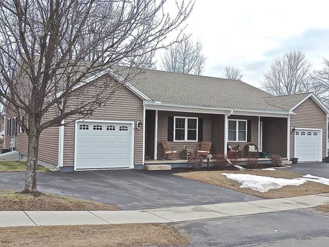8 Silver Crest Lane #8, Greenfield, MA 01301 (MLS #72610726) :: RE/MAX Vantage