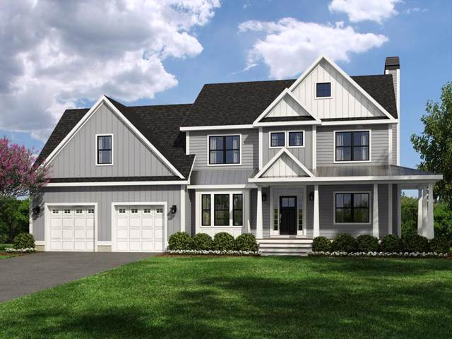 Lot 27 Linden Lane, Rehoboth, MA 02769 (MLS #72610747) :: Trust Realty One