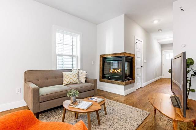 24 Robinson St #24, Somerville, MA 02145 (MLS #72610780) :: Conway Cityside