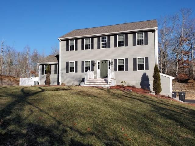 215 Gaffney Rd, Dartmouth, MA 02748 (MLS #72610885) :: RE/MAX Vantage