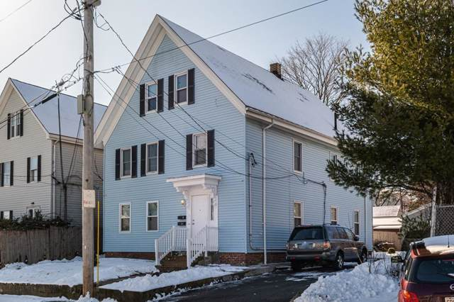 36 Enterprise St, Brockton, MA 02301 (MLS #72610915) :: Trust Realty One