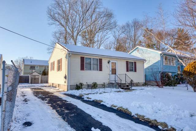 204 Lamont St, Springfield, MA 01119 (MLS #72610966) :: The Muncey Group