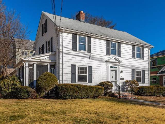 31 Venner Rd, Arlington, MA 02476 (MLS #72610973) :: Revolution Realty