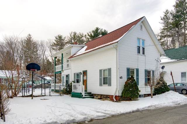 45 Lens Street, Southbridge, MA 01550 (MLS #72610974) :: The Muncey Group