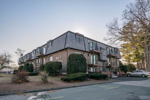 36 Main Street #15, North Reading, MA 01864 (MLS #72610990) :: The Muncey Group