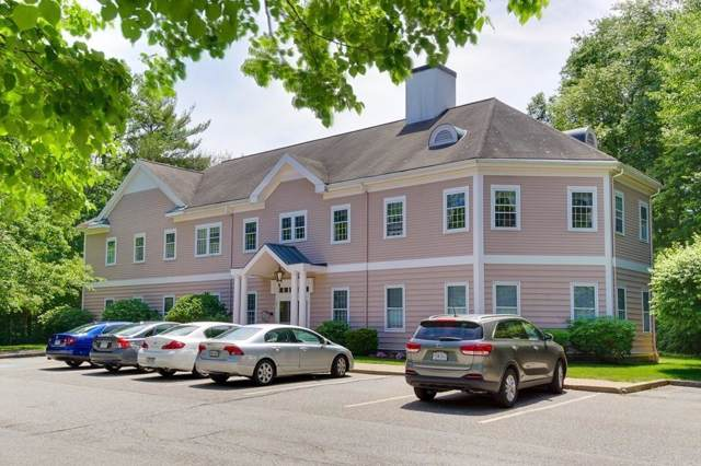 165 Middlesex Tpke #108, Bedford, MA 01730 (MLS #72611005) :: The Muncey Group