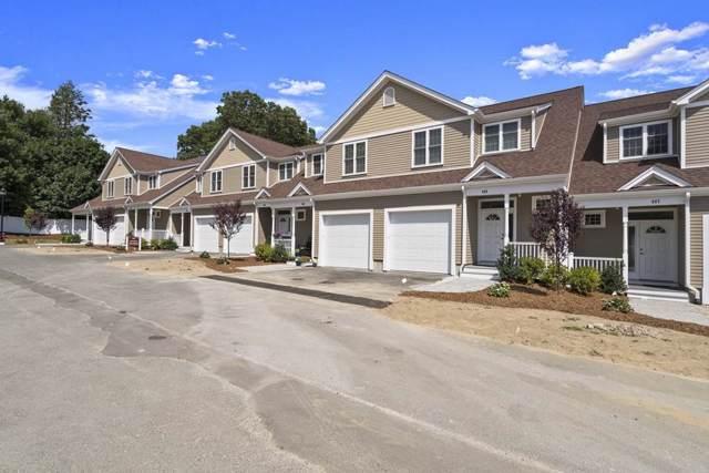 70 Endicott Street #1406, Norwood, MA 02062 (MLS #72611030) :: Trust Realty One
