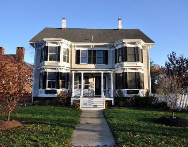 97 Hubbard Street #97, Concord, MA 01742 (MLS #72611103) :: Lauren Holleran & Team