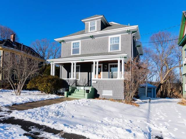 27 Lord St, Waltham, MA 02451 (MLS #72611117) :: Conway Cityside