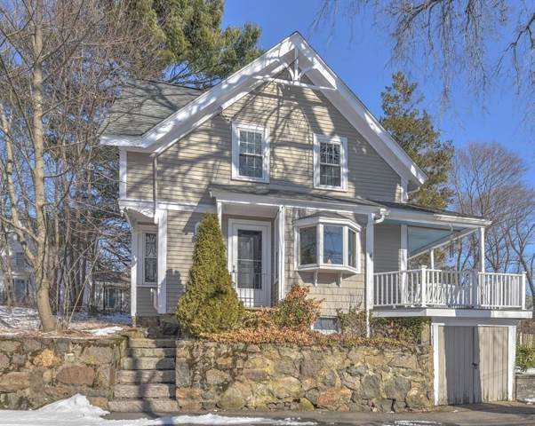 4 Bisson St., Beverly, MA 01915 (MLS #72611126) :: Exit Realty