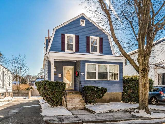 41 Cliff St, Malden, MA 02148 (MLS #72611132) :: Exit Realty