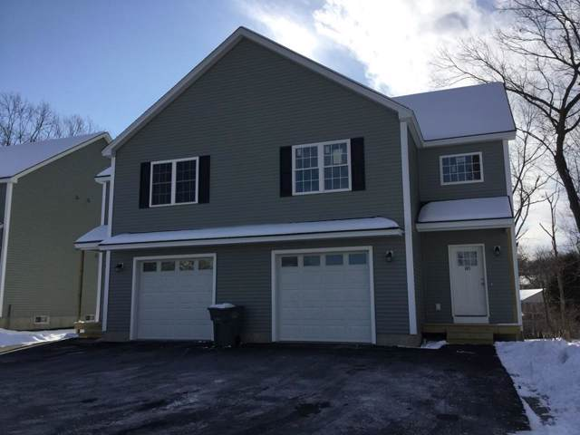 80 Cottage Street #80, Leominster, MA 01453 (MLS #72611134) :: The Duffy Home Selling Team