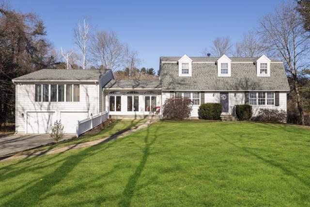 490 Barretts Mill Road, Concord, MA 01742 (MLS #72611136) :: Westcott Properties