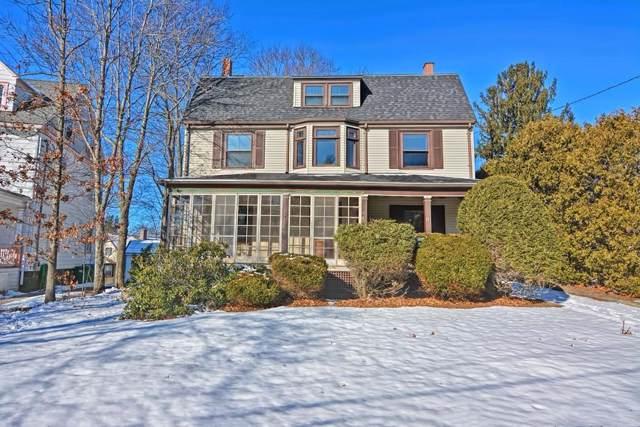 15 Rock Hill Street, Medford, MA 02155 (MLS #72611332) :: Berkshire Hathaway HomeServices Warren Residential
