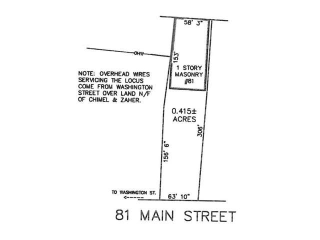 81 Main Street, Peabody, MA 01960 (MLS #72611437) :: Exit Realty