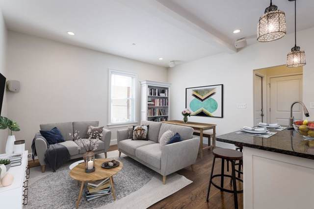 12 Pitman #12, Somerville, MA 02143 (MLS #72611521) :: DNA Realty Group