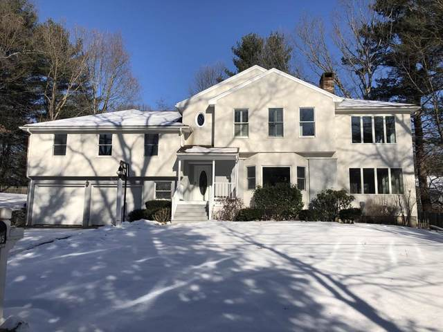 115 Woodside Ave, Wellesley, MA 02482 (MLS #72611528) :: The Gillach Group
