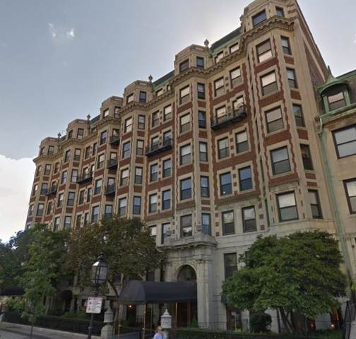 466 Commonwealth Ave. #207, Boston, MA 02215 (MLS #72611550) :: Berkshire Hathaway HomeServices Warren Residential