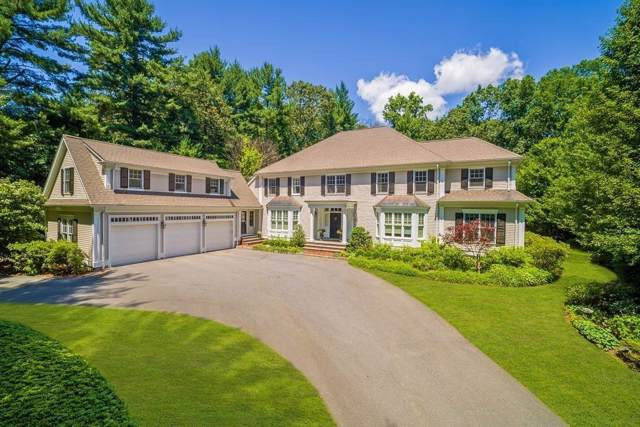 40 Indian Hill Rd, Weston, MA 02493 (MLS #72611551) :: The Gillach Group