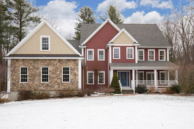154 Brooks Station Rd, Princeton, MA 01541 (MLS #72611575) :: The Duffy Home Selling Team
