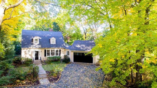 65 Longfellow Road, Wellesley, MA 02481 (MLS #72611596) :: The Gillach Group