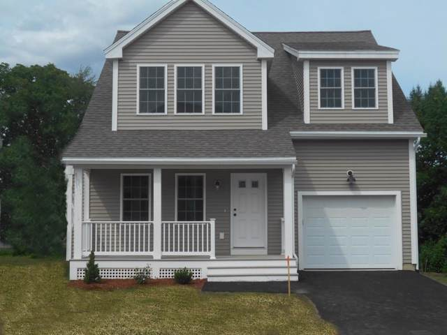 81 Denworth Bell Circle #81, Haverhill, MA 01835 (MLS #72611685) :: Exit Realty