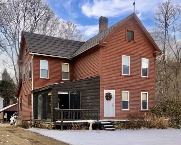 2 Goss Hill Road, Huntington, MA 01050 (MLS #72611743) :: Exit Realty