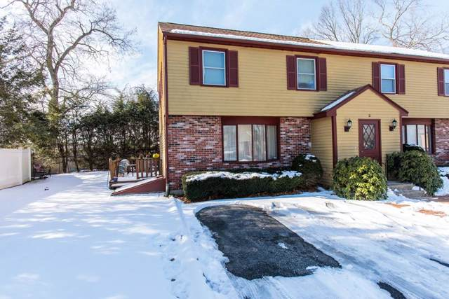 12A Newton Place B, Framingham, MA 01702 (MLS #72611774) :: Exit Realty