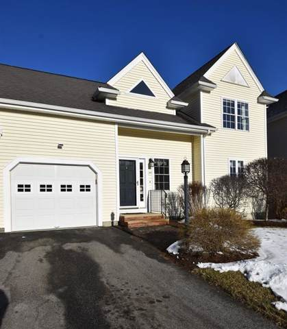 44 Cobblestone Ln #44, Worcester, MA 01606 (MLS #72611787) :: The Duffy Home Selling Team