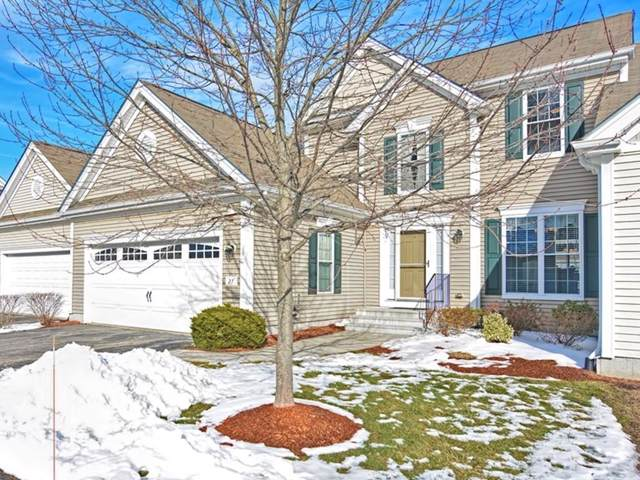 27 Arbor Glen Dr #27, Stow, MA 01775 (MLS #72611838) :: Exit Realty