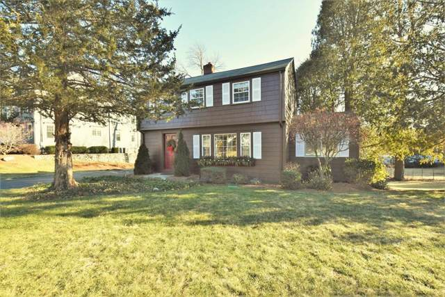 172 High St, Winchester, MA 01890 (MLS #72611845) :: Exit Realty