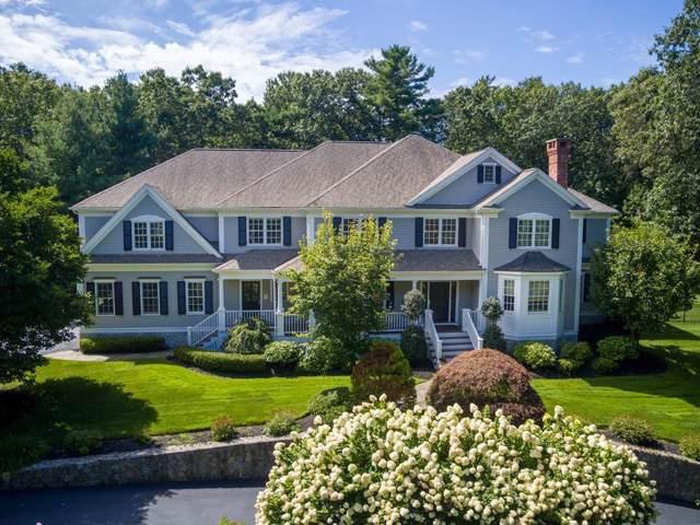 14 Holly Circle, Weston, MA 02493 (MLS #72611847) :: Westcott Properties