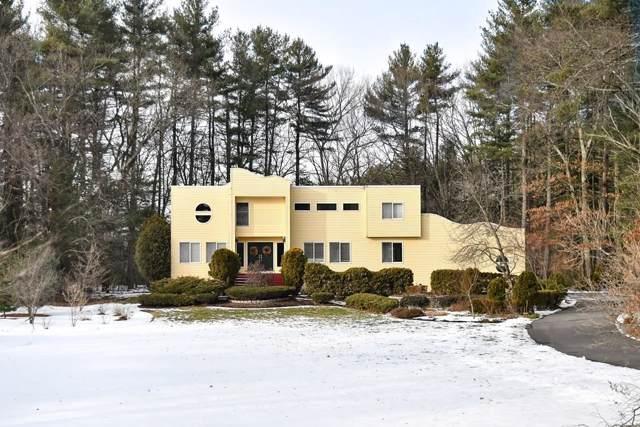 345 Peakham Rd, Sudbury, MA 01776 (MLS #72611849) :: Westcott Properties